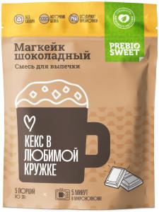 Смесь сухая для выпечки Магкейк шоколадный 150г PREBIO SWEET