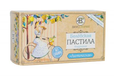 Пастила Белевская диетическая 100г ВкусСтория