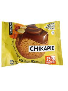 Печенье протеиновое глазированное с начинкой Арахис 60г CHIKALAB