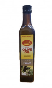 Масло оливковое Pomoce ст.б 250мл Soleado