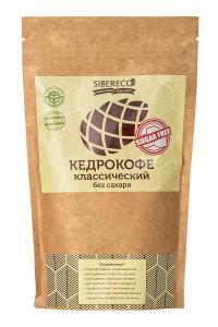 Кедрокофе Классический на натуральных молочных сливках без сахара 90г СИБЕРЕКО