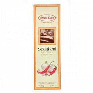 Макароны с чесноком и перцем 250г Dalla Costa