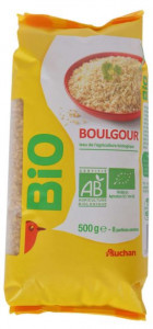 Булгур органическая 500г Auchan