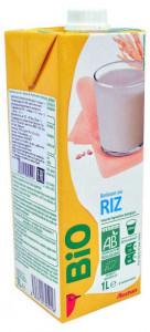 Молоко рисовое БИО 1л Auchan