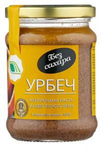 Урбеч из лесных орехов 280г Биопродукты