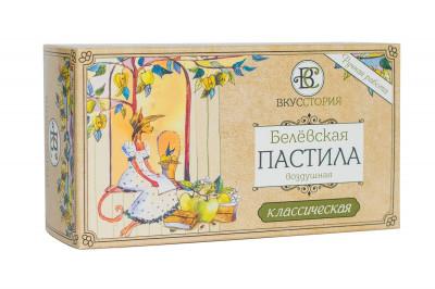 Пастила Белевская классическая 100г ВкусСтория