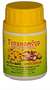 Топинамбур таблетки 80шт по 0.5 г Di&Di