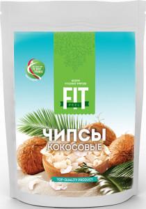 Чипсы кокосовые 40г FitFeel
