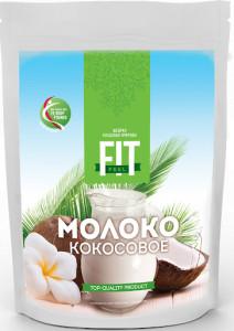 Молоко сухое кокосовое 90г FitFeel