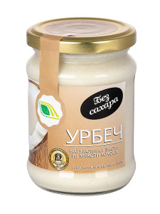 Урбеч из мякоти кокоса 280г Биопродукты