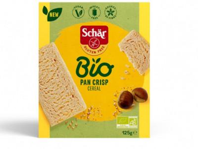 Хлебцы хрустящие без глютеновые BIO Pan Crisp Cereal 125г Schar