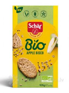 Печенье Яблочное без глютена BIO Apple Bisco 105г Schar