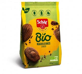 Кексы BIO Madeleines Chocо 150г Schar