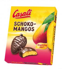 Суфле Манговое в шоколаде Schoko-Mangos 150г Casali
