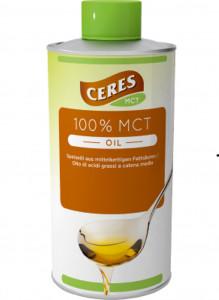 Масло растительное Ceres MCT 100% 500мл Schar