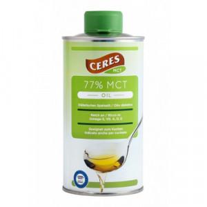 Масло растительное Ceres MCT 77% 500мл Schar