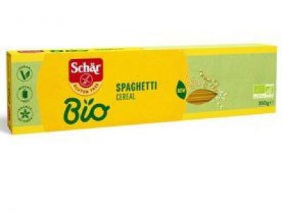 Макароны Зерновые BIO Spaghetti Cereal 350г Schar