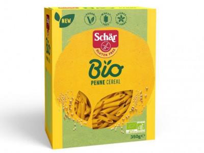 Макароны Зерновые BIO Penne Cereal 350г Schar