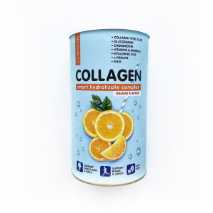 Коллаген апельсиновый коктейль 400г CHIKALAB