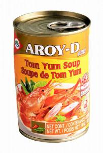 Суп Том Ям ж/б 400мл Aroy-D