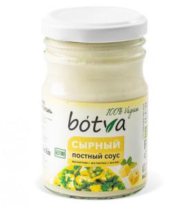 Соус постный Сырный 180г BOTVA
