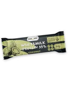 Батончик протеиновый 35% Кокос в йогурте 50г SCHWARZ