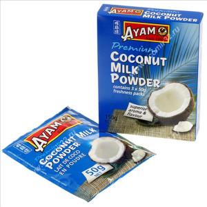 Молоко кокосовое сухое 150г AYAM