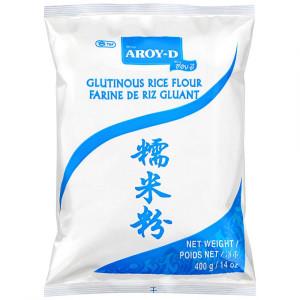 Мука рисовая клейкая 400г AROY-D