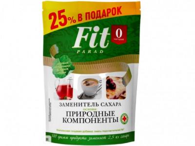 Сахарозаменитель №7 смесь 1:5 дойпак 500г ФитПарад