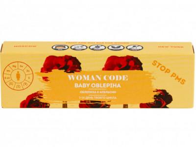 Батончик Облепиха 1-14 день цикла 45г Woman Code