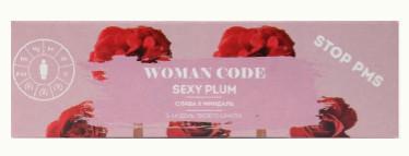 Батончик Sexy Plum 1-14 день цикла 45г Woman Code