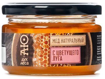 Мед с цветущего луга 240г Аю-дух леса