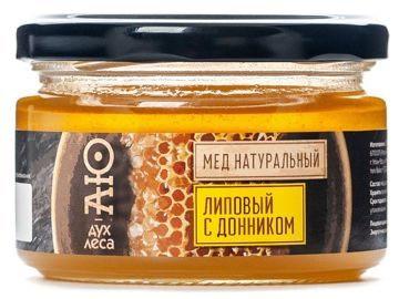 Мед с Липа-Донник 240г Аю-дух леса