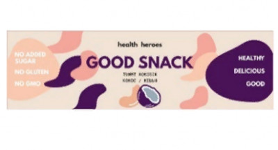 Батончик Yummy Kokosik 45г Good snack by Health Heroes