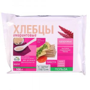 Хлебцы амарантовые 100г Di&Di
