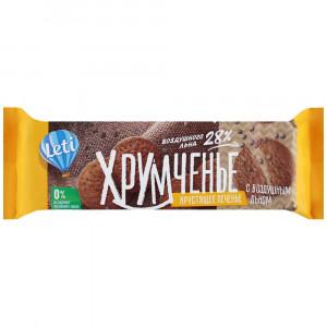 Печенье Хрумченье с воздушным льном 120г Leti