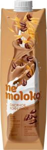 Напиток овсяный кофейный обогащённый витаминами и минеральными веществами 1л Nemoloko