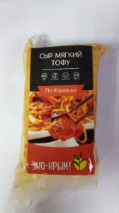 Тофу По-Корейски 250г Эко-КрымДетка!