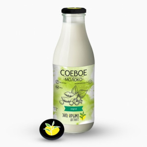 Молоко соевое 750мл Эко-КрымДетка!