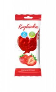 Карамель Петушок леденцовая клубника Цинк+витС 17г Актифрут
