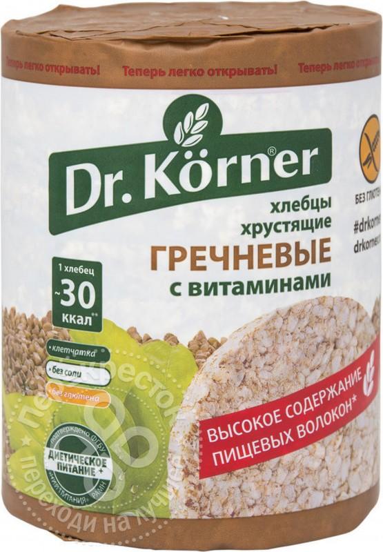 Dr korner каша гречневая